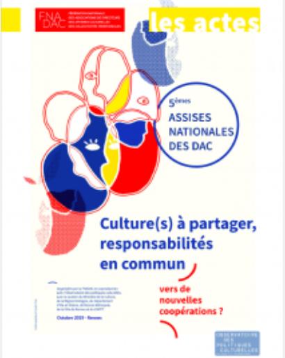 Actes des Assises 2019 de la FNADAC