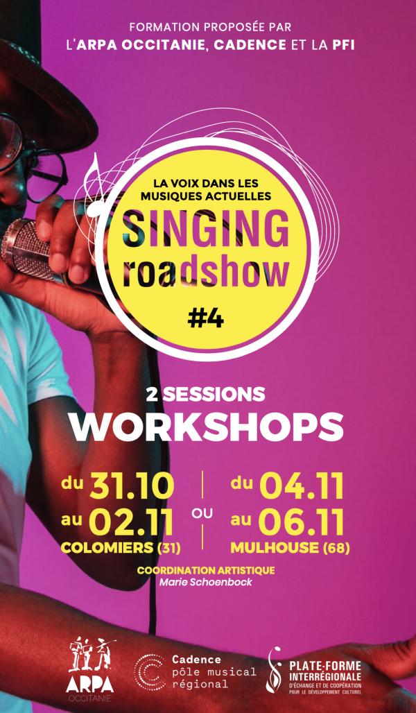 Singing Roadshow #4